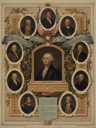 Distinguished masons of the revolution, 1876