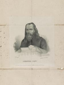 Lorenzo Dow, 1834 by American School