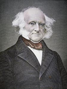 Martin Van Buren by American School