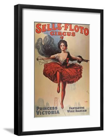 Poster Advertising the 'Sells-Floto Circus', 1920