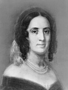 Sara Polk, c.1846 by American School