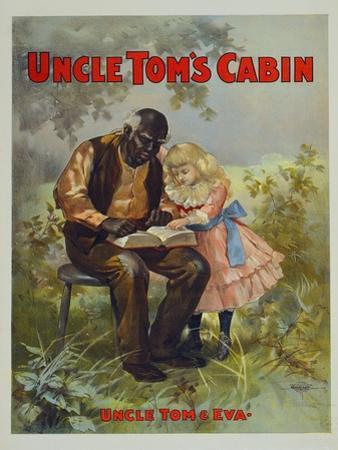Uncle Tom & Eva, 1899