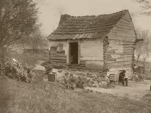 Uncle Tom's Cabin, c.1900 by American School