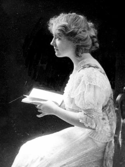 American Stage Actress and Director Antoinette Perry, 1910--Photo