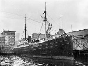 American Steamship Delaware of the Clyde Lines.