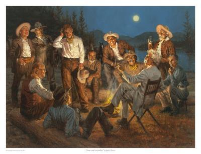 American Storytellers-Andy Thomas-Art Print
