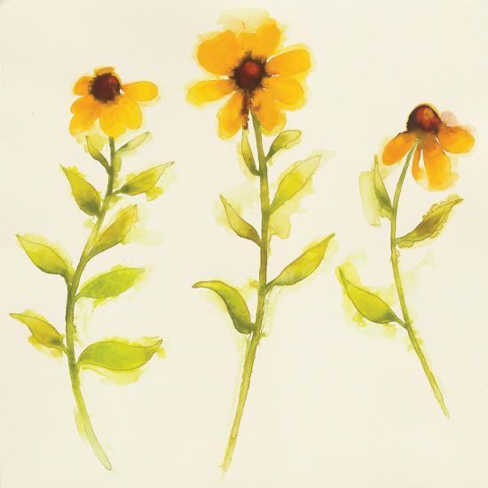 Americana Meadow Element I-Shirley Novak-Art Print