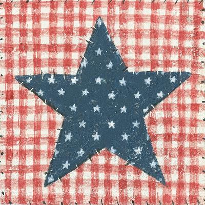 Americana Quilt II-David Carter Brown-Art Print