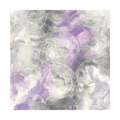 Amethyst Circles I-Chris Paschke-Art Print