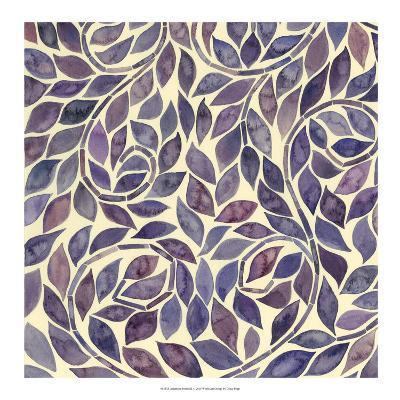 Amethyst Swirls III-Grace Popp-Giclee Print
