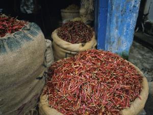 Peppers , Kochi , India by Ami Vitale