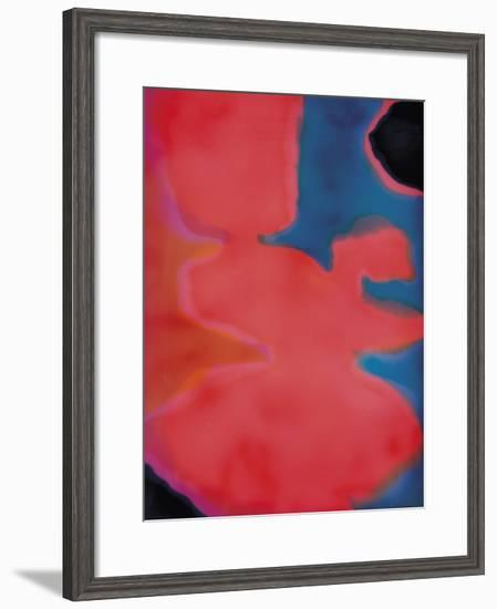 Amidst The Fog--Framed Giclee Print