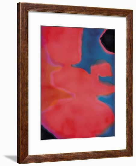Amidst The Fog--Framed Giclee Print