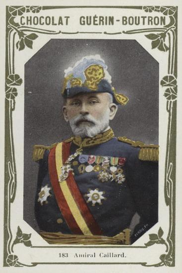 Amiral Caillard--Giclee Print