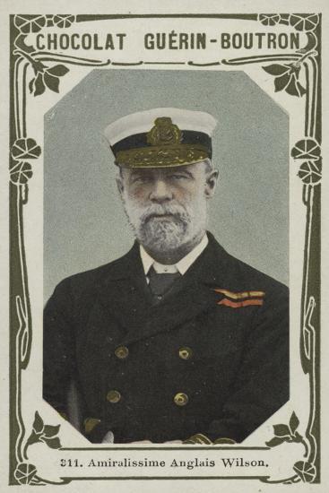 Amiralissime Anglais Wilson--Giclee Print