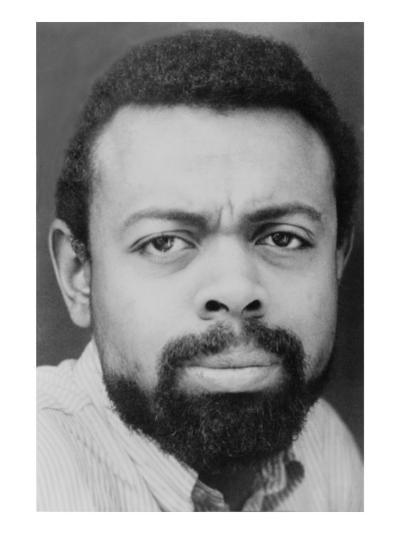 Amiri Baraka African American Poet and Playwright Adopted Black Nationalism in the 1960s--Photo