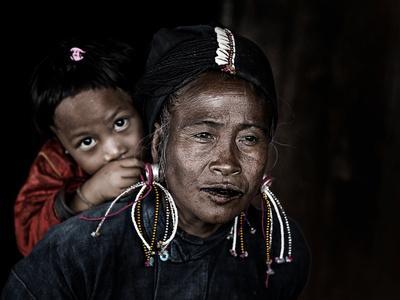 Potrait Myanmar