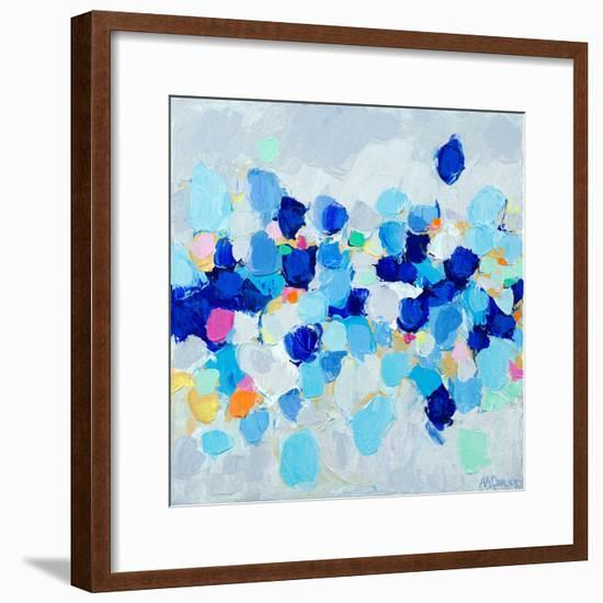 Amoebic Party I-Ann Marie Coolick-Framed Art Print