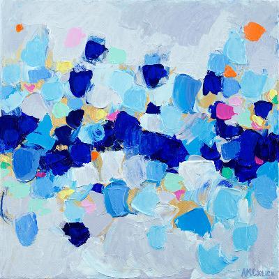 Amoebic Party II-Ann Marie Coolick-Art Print