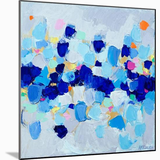 Amoebic Party II-Ann Marie Coolick-Mounted Art Print