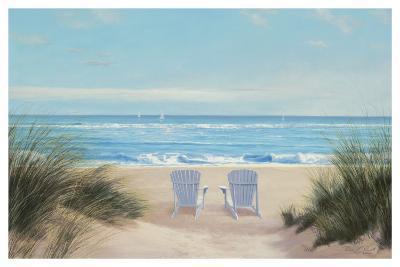 Among Friends II-Diane Romanello-Art Print