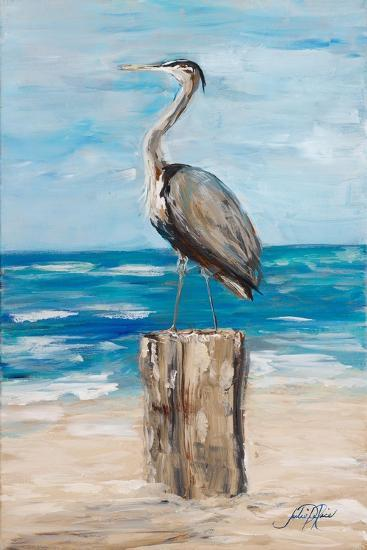 Among the Water I-Julie DeRice-Art Print