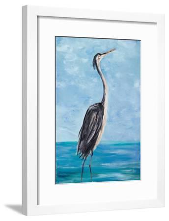 Among the Water II-Julie DeRice-Framed Art Print