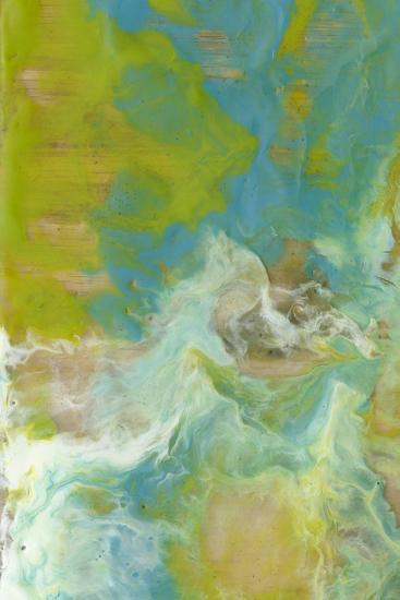 Amorphous I-Jennifer Goldberger-Art Print
