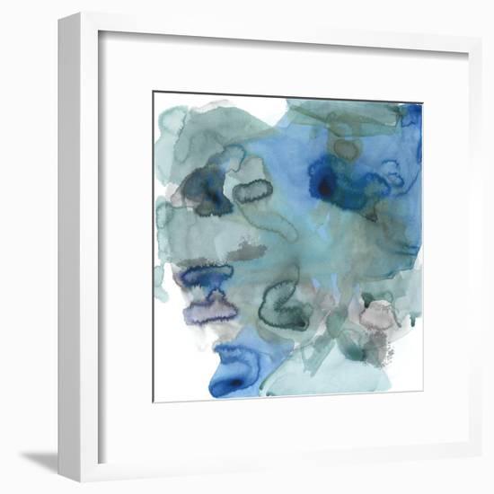Amorphous K-Franka Palek-Framed Premium Giclee Print