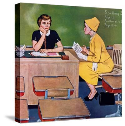"""Parent - Teacher Conference"", December 12, 1959"