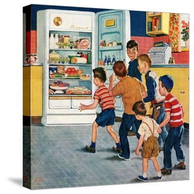 """Refrigerator Raid"", February 19, 1955"