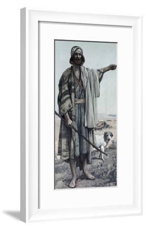 Amos-James Jacques Joseph Tissot-Framed Giclee Print