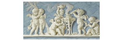 Amours et attributs-Piat Joseph Sauvage-Giclee Print