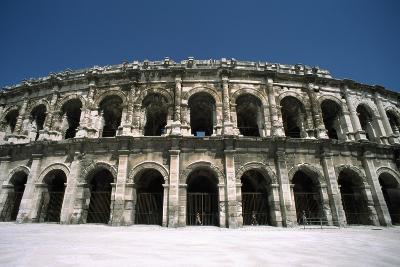 Amphitheatre Exterior-Design Pics Inc-Photographic Print