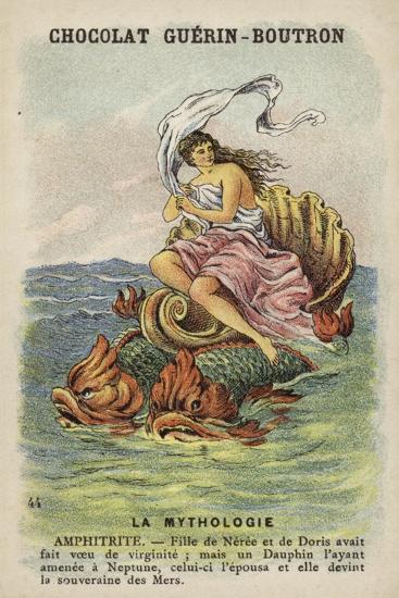 Amphitrite--Giclee Print