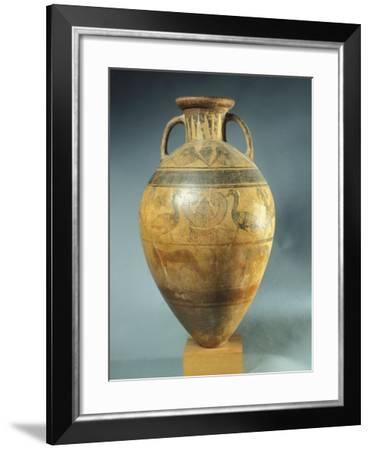 Amphora, 620-610 BC--Framed Giclee Print
