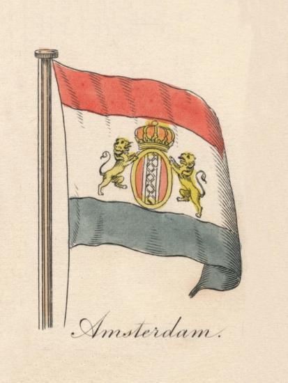 'Amsterdam', 1838-Unknown-Giclee Print