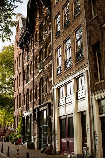Amsterdam Neighborhood II-Erin Berzel-Photographic Print