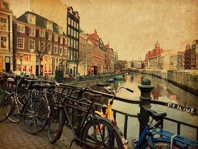 Amsterdam-A_nella-Art Print