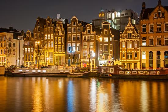 Amsterdam-badahos-Photographic Print