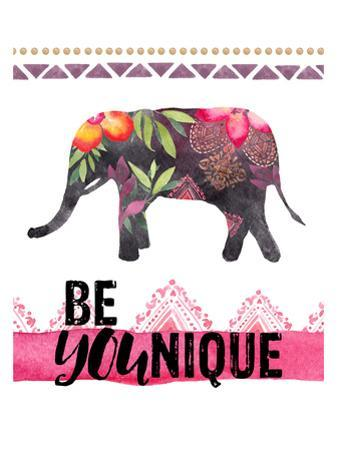 Be Younique-Elephant by Amy Brinkman