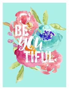 Beyoutiful Floral by Amy Brinkman