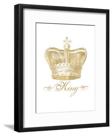 Crown King Golden White