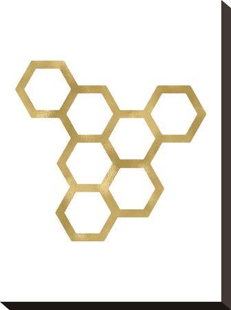 amy-brinkman-honeycomb-modern-golden-white