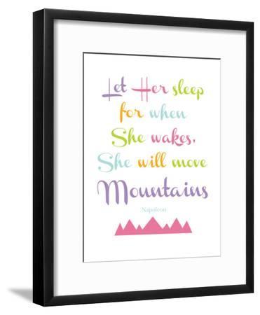 Let Her Sleep Mountains Multi
