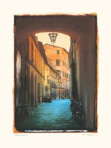 Italian Lane II by Amy Melious