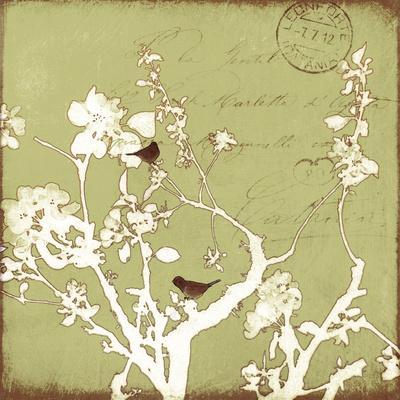 Song Birds II - Green