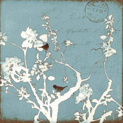 Song Birds IV - Blue by Amy Melious