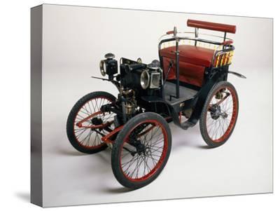An 1899 Renault 1.75Hp