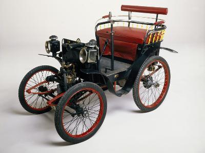 An 1899 Renault 1.75Hp--Photographic Print